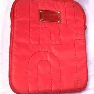 Marc Jacobs RED  iPad cover